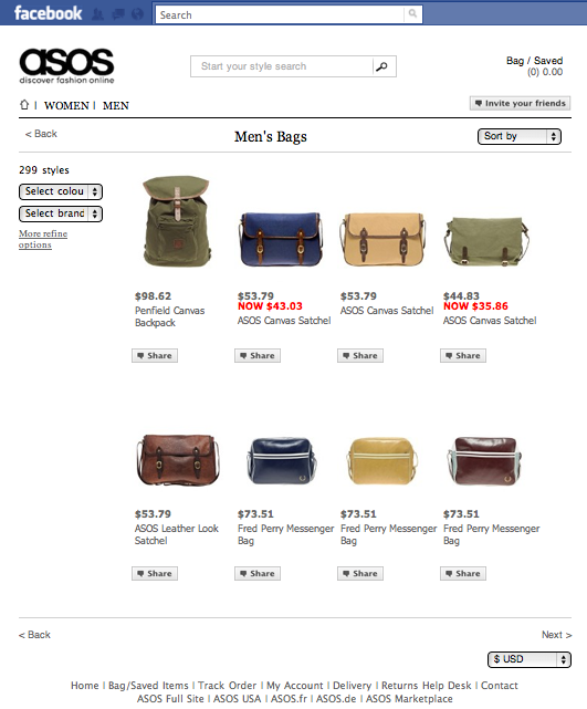 asos case study The rise of e-commerce has been seen as a major threat to retailers (burt and sparks, 2003) in the case of asos, apart from being a retailer, its main core part of.