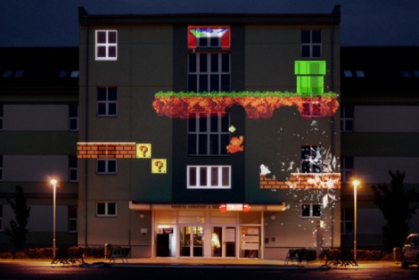 Screenshot of 8-bit Invader