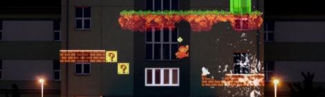 Screenshot of 8-bit Invader