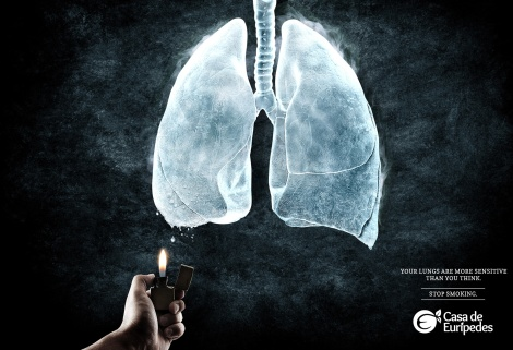 Casa de Euripedes |Anti smoking made in Brazil
