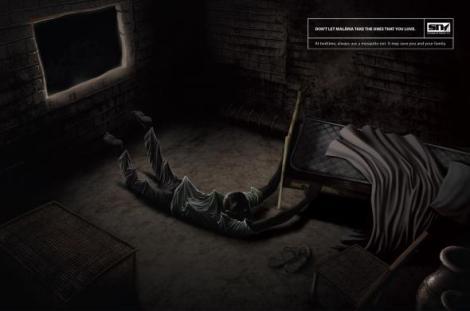 Sociedade do Notícias: Father / Malaria awareness